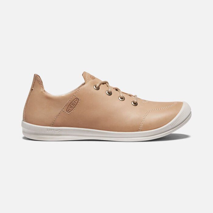 Women's Lorelai II Casual Trainers in Tan/Brick Dust - large view.