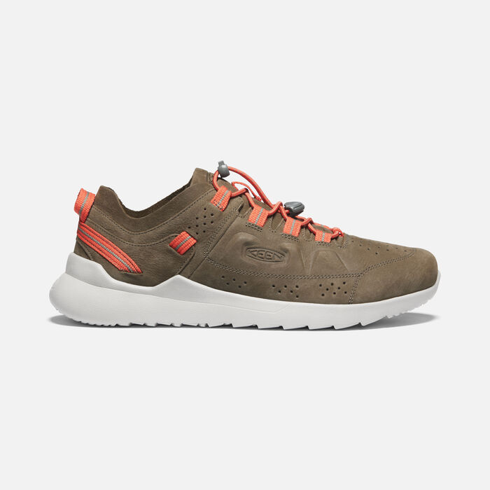 Men's Highland Casual Trainers in Caper/Silver Birch - large view.