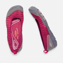 Women's ZEPHYR BALLERINA CNX in Anemone/Raspberry - small view.