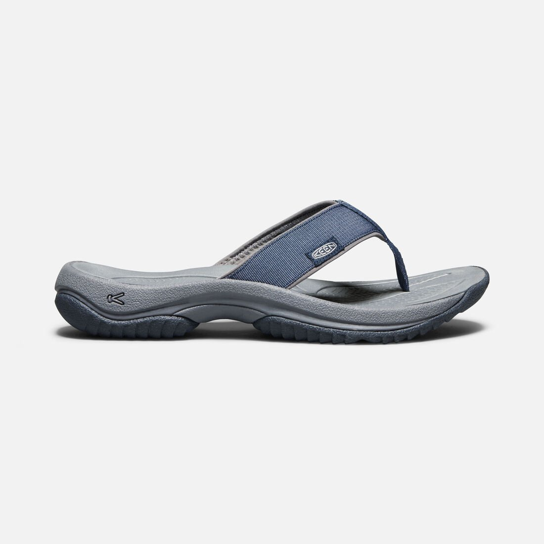 Men's KONA FLIP II in DRESS BLUES/STEEL GREY - large view.