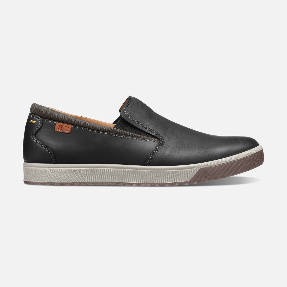 Men's Glenhaven Slip-On in Black - large view.