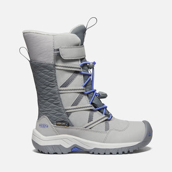 Little Kids' Hoodoo Waterproof Boot in PALOMA/AMPARO BLUE - large view.