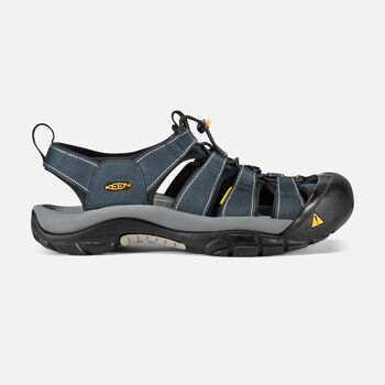 MEN'S NEWPORT H2 SANDALS in NAVY/MEDIUM GRAY - large view.
