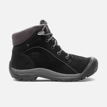 Women's Kaci Mid Winter Boots in Black/Magnet - large view.