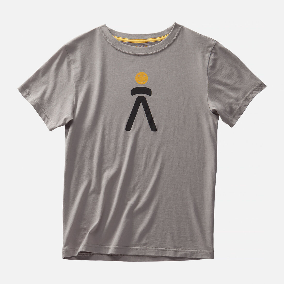 Big Kids' Glisan Graphic Tee in Keen Man/Drizzle - large view.