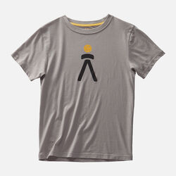Big Kids' Glisan Graphic Tee in Keen Man/Drizzle - small view.