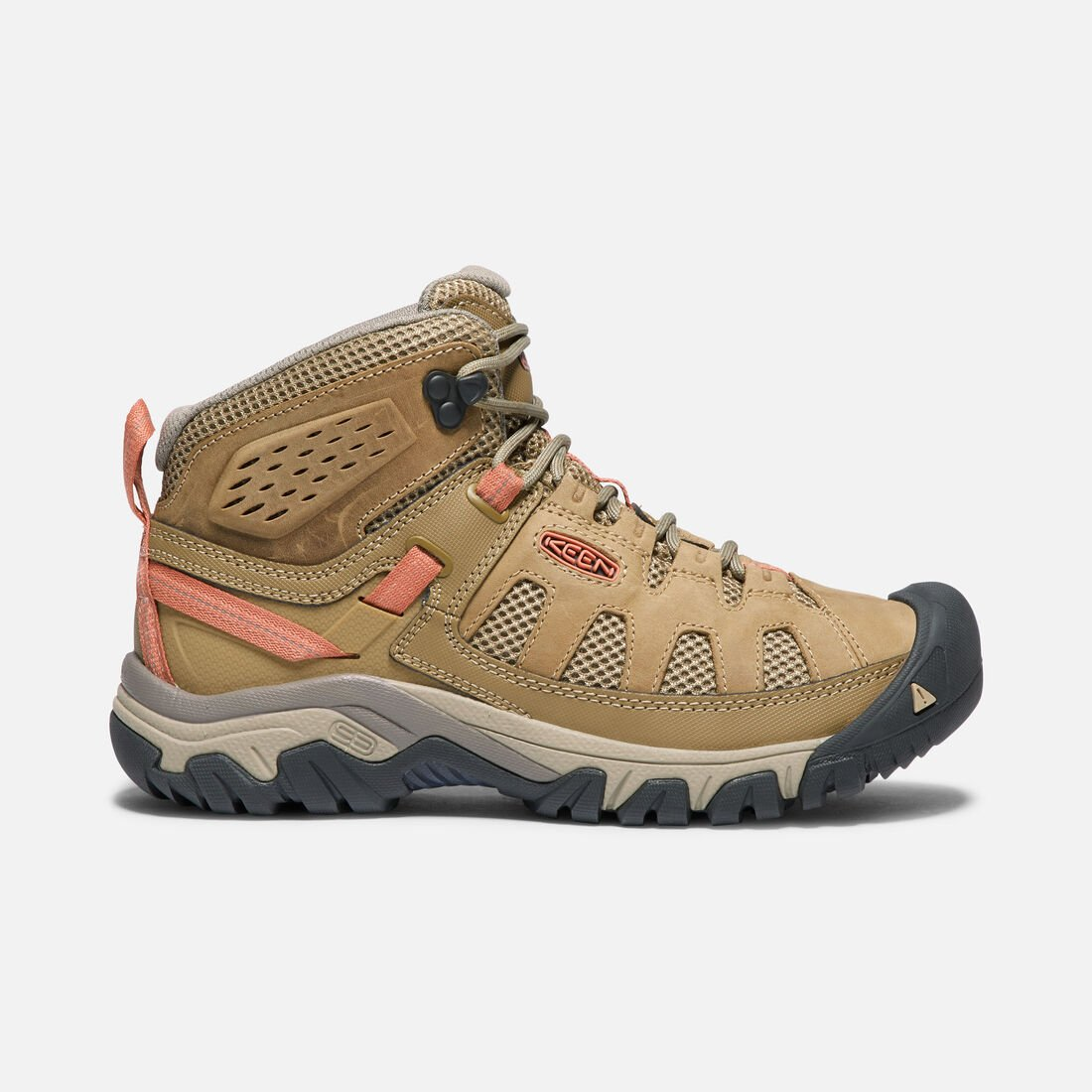 Women's TARGHEE VENT MID in SANDY/CORNSTALK - large view.