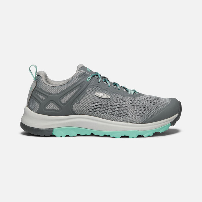 Women's Terradora II Vent Shoe in Drizzle/Ocean Wave - large view.