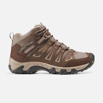 Men's Oakridge Waterproof Mid in Cascade/Brindle - large view.