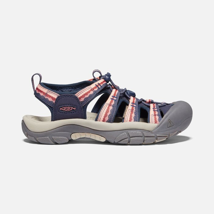 Women's Newport H2 in Navy/Rose Dawn - large view.