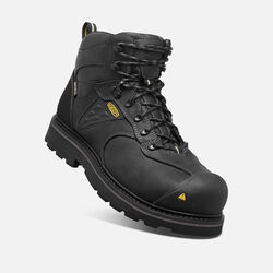 Men's Tacoma Waterproof (Composite Toe) in Black - small view.