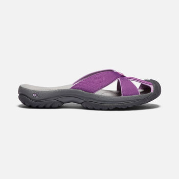 Women's Bali Sandals in GRAPE KISS/LAVENDER HERB - large view.