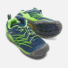 OLDER KIDS' CHANDLER CNX TRAINERS in POSEIDON/JASMINE GREEN - small view.