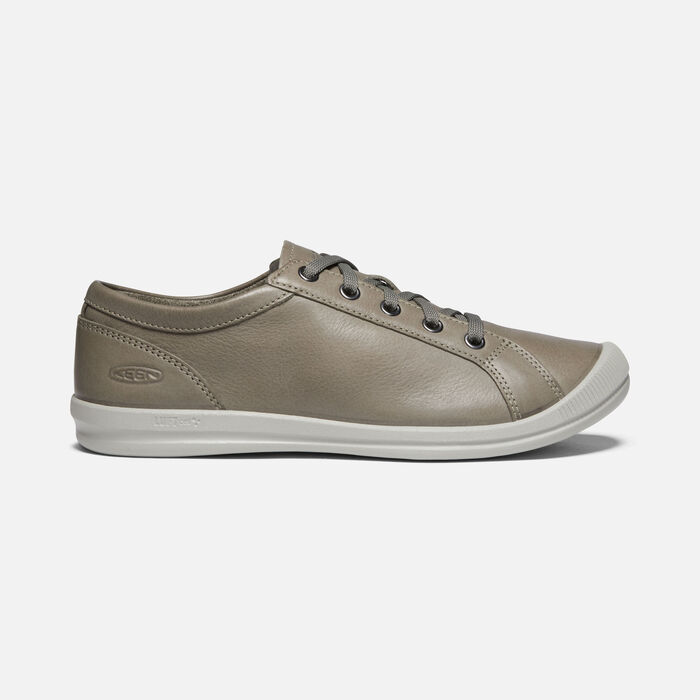 Women's Lorelai Casual Trainers in Dusty Olive - large view.