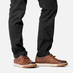 MEN'S GLENHAVEN CASUAL TRAINERS in  - on-body view.