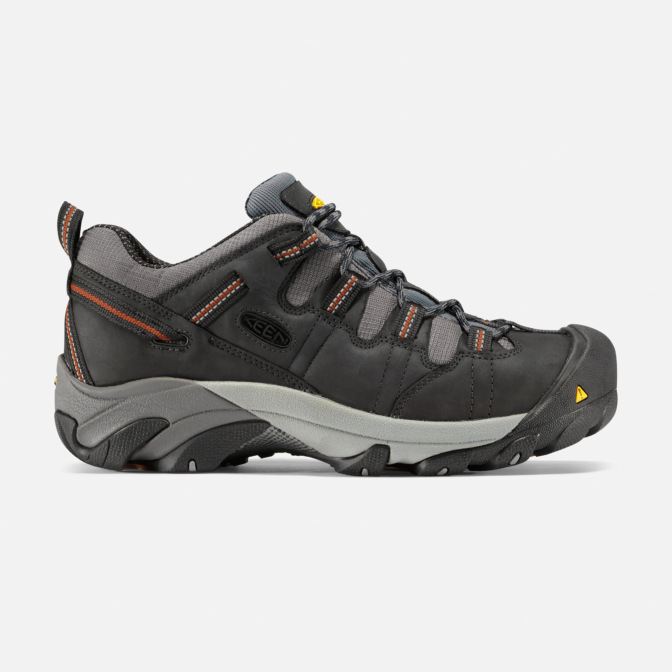 Men S Detroit Low Steel Toe Keen Footwear