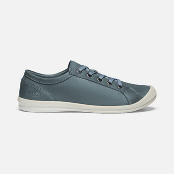 Women's Lorelai Casual Trainers in BLUE MIRAGE - large view.