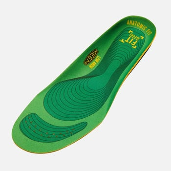 Men's UTILITY K-30 Low Arch Insole in Green - large view.