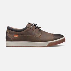 Men's Glenhaven in Cascade Brown - small view.