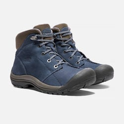 Women's KACI WINTER Waterproof Mid in Dress Blues/Bungee Cord - small view.