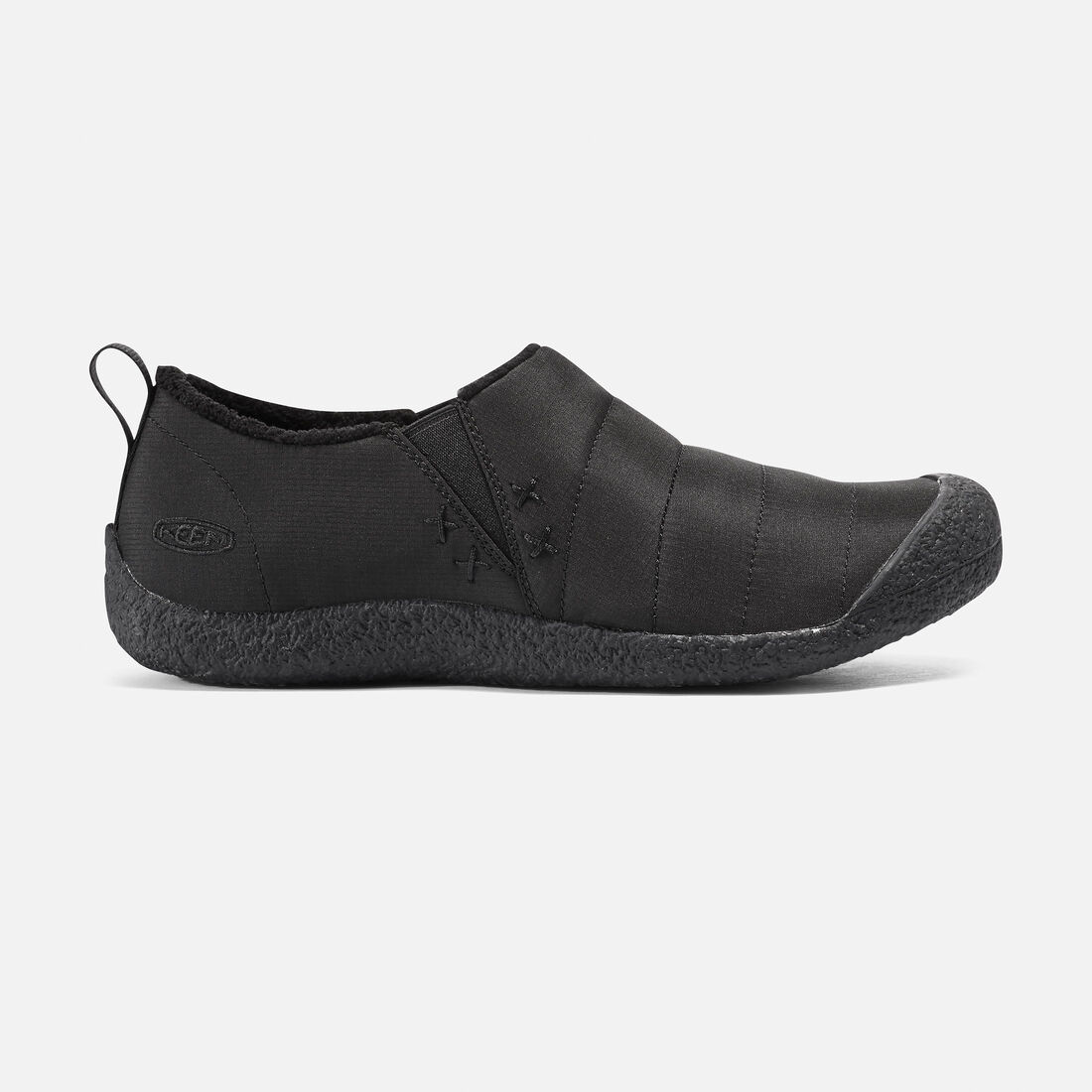 Men's Howser II in Monocrome Black - large view.