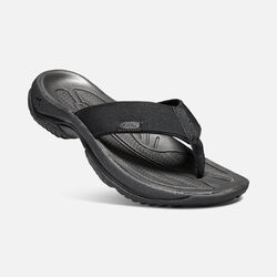 Men's KONA FLIP II in BLACK/STEEL GREY - small view.