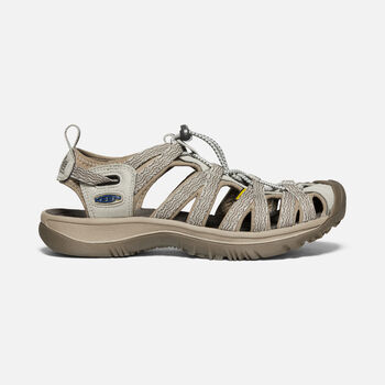 Women's Whisper Sandals in AGATE GREY/BLUE OPAL - large view.