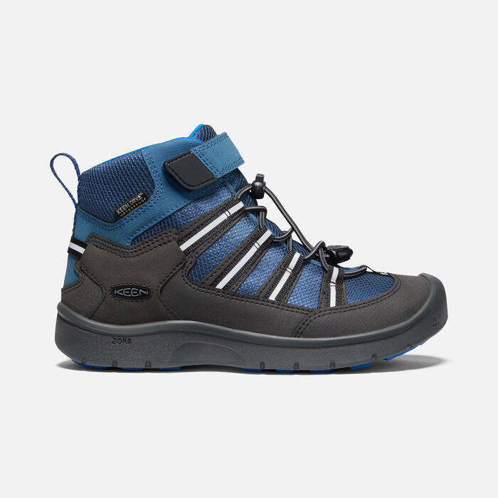 Older Kids' Hikeport II Sport Waterproof Trainer Boots in Majolica/Sky Diver - large view.