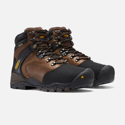 "Men's Louisville 6"" MET (Steel Toe) in Slate Black - small view."