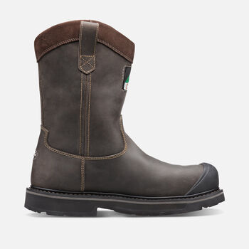 Men's CSA Tacoma Wellington XT Boot (Composite Toe) in CASCADE BROWN  - large view.