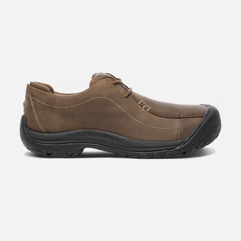 Men's Portsmouth II Casual Shoes in Dark Earth - large view.