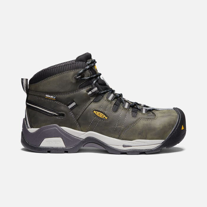 CSA Oshawa II Waterproof Mid (Carbon Toe) Pour Homme in MAGNET/PALOMA - large view.
