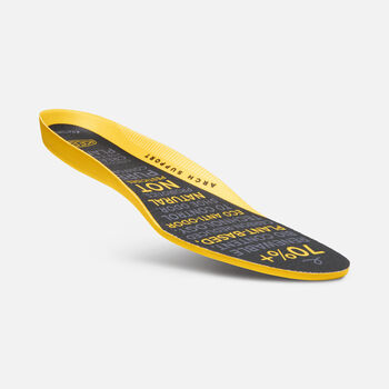 Women's K-15 Plant Based Insole in Multi - large view.