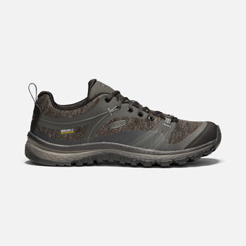 Women's Terradora Waterproof Hiking Shoes in RAVEN/GARGOYLE - large view.