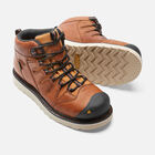 Men's Glendale Waterproof (Steel Toe) in Peanut - small view.