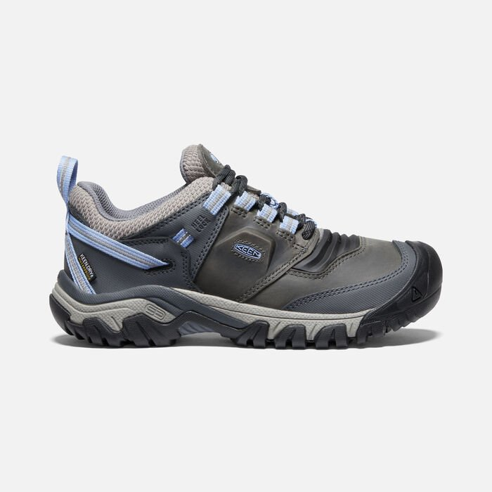 Women's Ridge Flex Waterproof in Steel Grey/Hydrangea - large view.
