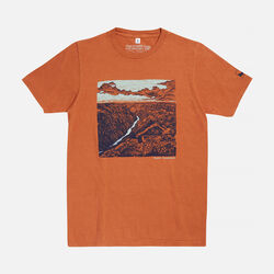 Men's Owyhee Canyonlands, OR T-Shirt in Nutmeg - small view.