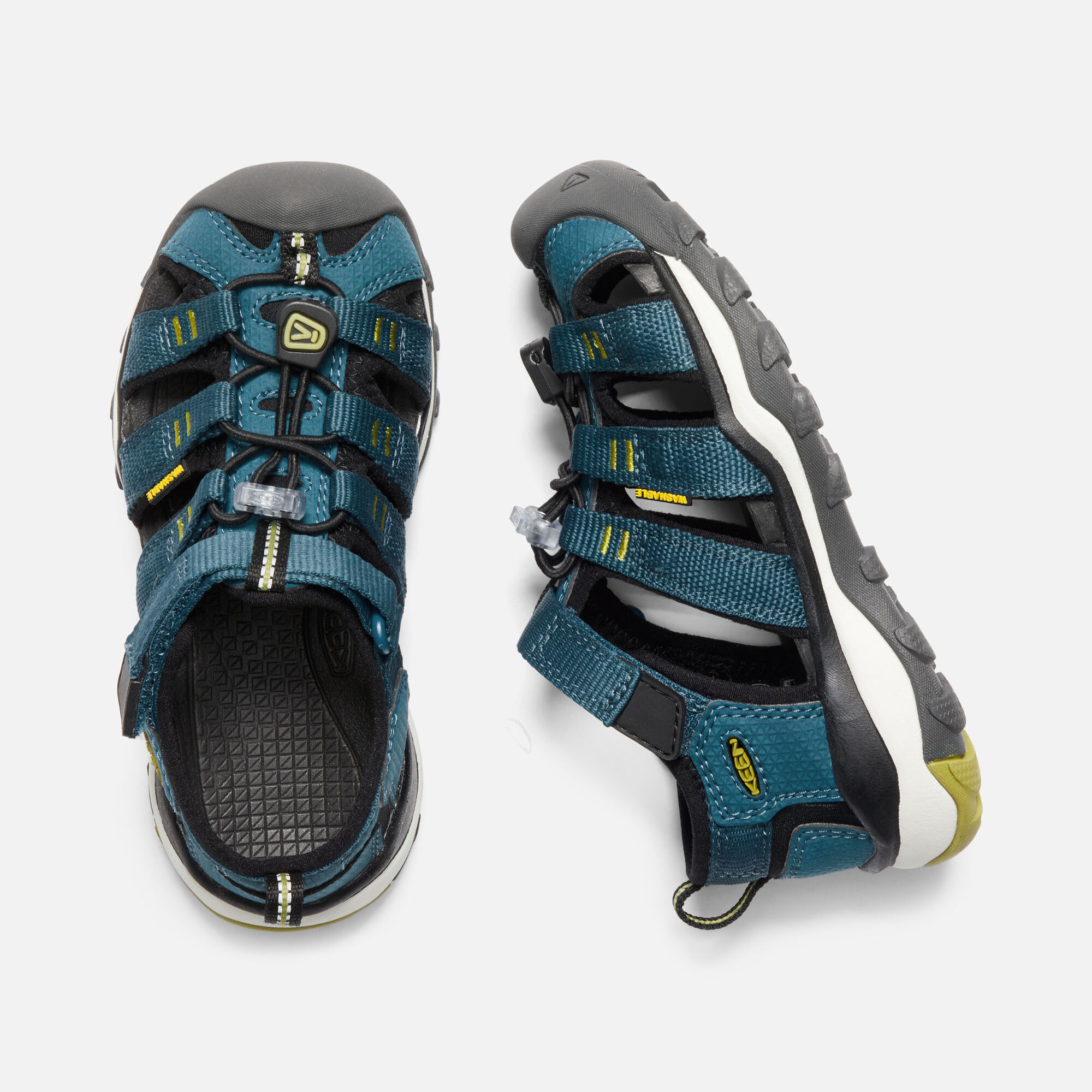 YOUNGER KIDS' NEWPORT NEO H2 SANDALS