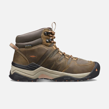 Women's Gypsum II Waterproof Mid in Cornstock/Gold Coral - large view.