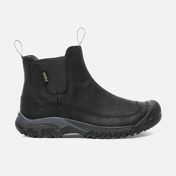 ANCHORAGE III WATERPROOF  BOTTES POUR HOMMES in Black/Raven - large view.