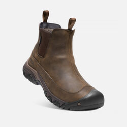 MEN'S ANCHORAGE III WATERPROOF  BOOTS in Dark Earth/Mulch - small view.