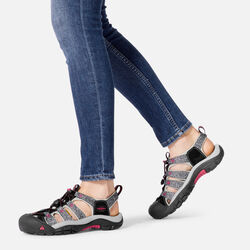 Women's Newport H2 Sandals in  - on-body view.