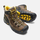 """Men's Pittsburgh 6"""" Boot (Steel Toe) in Slate Black - small view."""