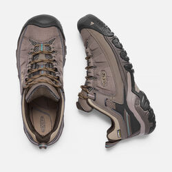 MEN'S TARGHEE EXP WATERPROOF HIKING SHOES in Bungee Cord/Brindle - small view.