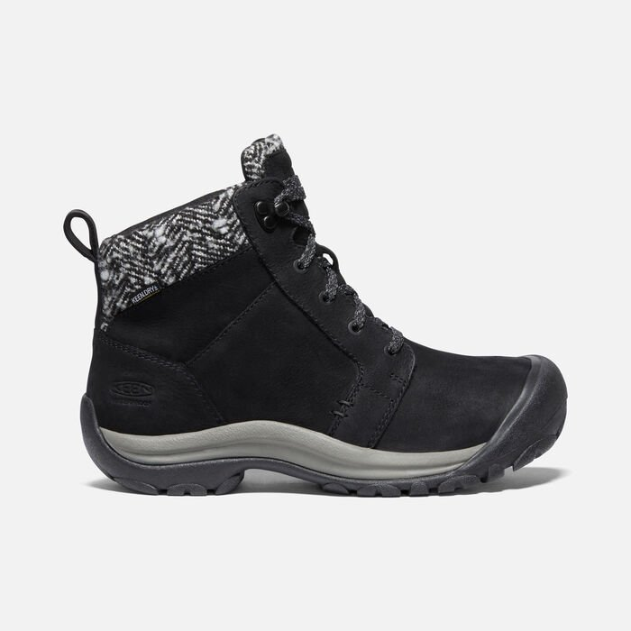 KACI II WINTER WP BOOT POUR FEMME in Black/Black - large view.