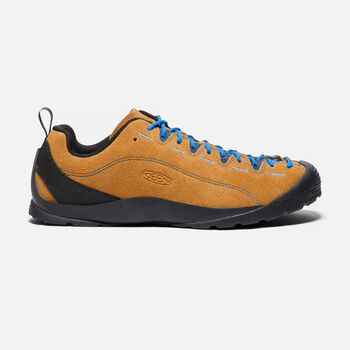 MEN'S JASPER CASUAL TRAINERS in CATHAY SPICE/ORION BLUE - large view.