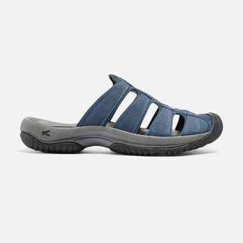 MEN'S ARUBA II SANDALS in Midnight Navy/Black - large view.