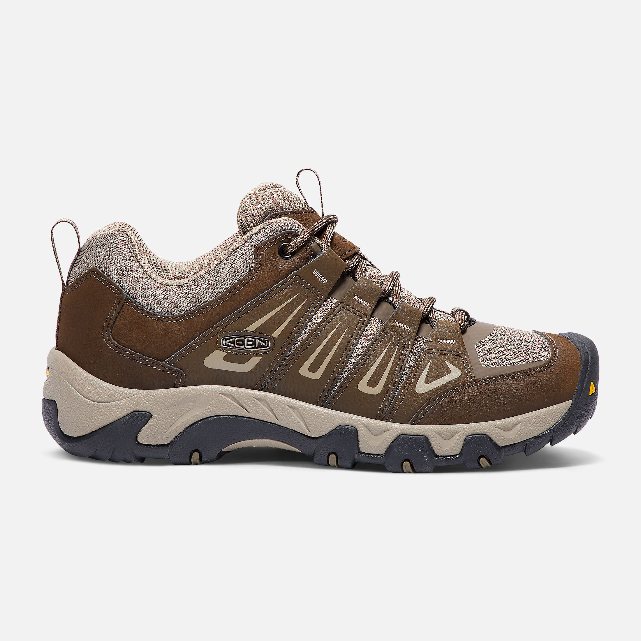 Keen Oakridge Hiker - MEN - BROWN LEATHER 0