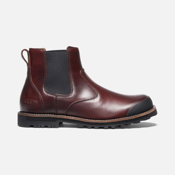 Men's The 59 II Limited Chelsea in Red Brown - large view.