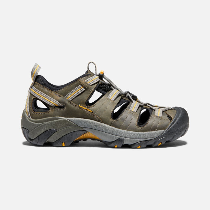 Men's Arroyo II in Gargoyle/Tawny Olive - large view.